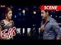 Jr NTR Kissing Samantha - Pranitha Fires On Jr NTR - Rabhasa Movie Scenes