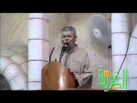 خطبة الجمعه لفضيلة الشيخ عبد الله نمر درويش 3/6/2011