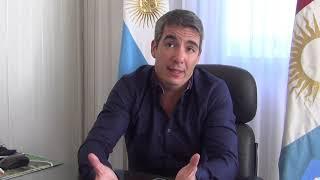 NOTA REALIZADA A DIAZ LA SEMANA PASADA: CAPILLA: OBRA DE GAS PARADA DESDE HACE MUCHOS AÑOS