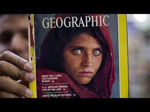 Στο νοσοκομείο «το κορίτσι του Αφγανιστάν» – world