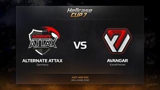 ALTERNATE aTTaX vs AVANGAR, Hellcase Cup 7