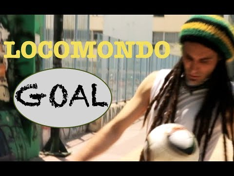 goal - The video clip of