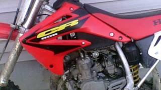 7. Honda 2003 Cr85r