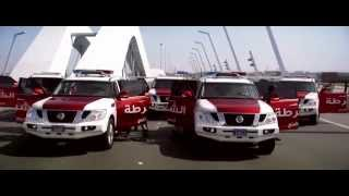 Need for Speed: Abu Dhabi Safe City