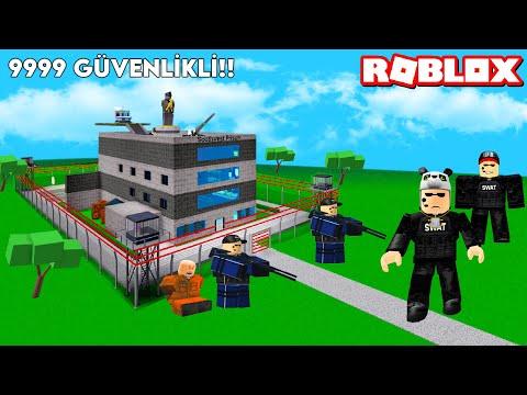Yüksek Güvenlikli Hapishane Kuruyoruz!! - Panda ile Roblox Prison Tycoon!