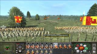 Medieval 2 TW Battle #180:
