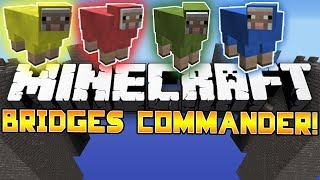 Minecraft: BRIDGES COMMANDER! - w/Preston, Woofless, NoochM&CraftBattleDuty!