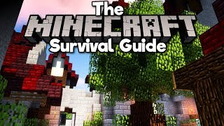Castle Building Pt.5: Paths & Yards • The Minecraft Survival Guide (Tutorial Lets Play) [Part 119]