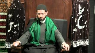 3rd Night of Muharram: Examining The Event of Ghadeer by Syed Zaffar Abbas