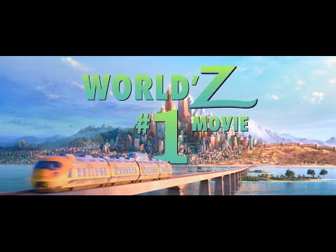 Zootopia (TV Spot 'The World'z #1')
