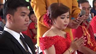 Download Lagu Pemberkatan Pernikahan Edy Hartono & Candrawati di Vihara Buddharatana PTK, 23 Feb 2018 Mp3