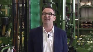 Giuseppe Landi – Nuovi mercati e trend dell'export