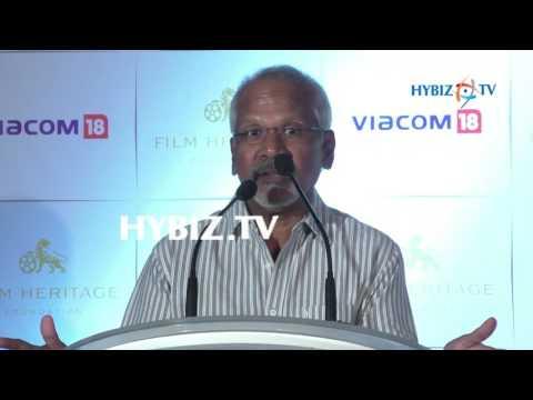 Mani Ratnam-Viacom 18 Partners with Film Heritage