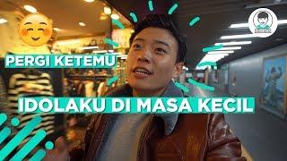 Video KETEMU IDOLAKU DI MASA KECIL (MIMPI JADI NYATA😊) MP3, 3GP, MP4, WEBM, AVI, FLV Juni 2019