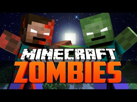 MINECRAFT ★ Call of Duty Zombies (Zombie Games)