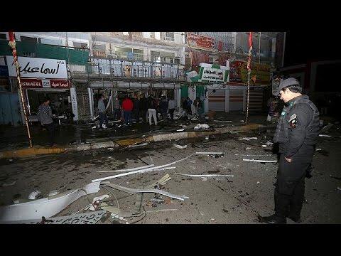 Οι τζιχαντιστές πίσω από το χτύπημα σε εμπορικό της Βαγδάτης