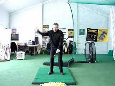 Proper Spine Tilt Angle Overswing; #1 Most Popular Golf Teacher on You Tube Shawn Clement