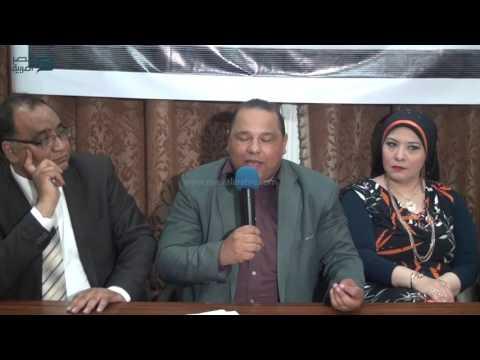 مصر العربية | حملة مع السيسي للحصاد: جمع10 مليون توقيع لدعم الرئيس فى الانتخابات القادمة
