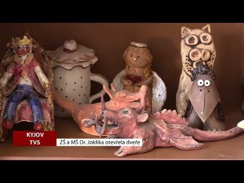 TVS: Deník TVS 15. 5. 2018