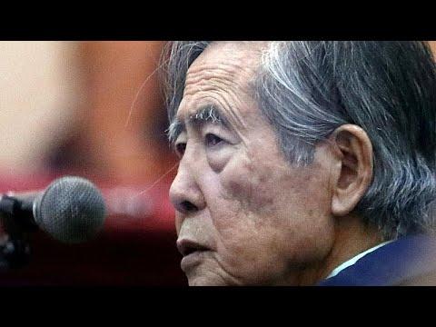 Περού¨¨: Και πάλι στη φυλακή ο Φουχιμόρι