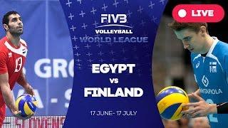 Египет : Финляндия