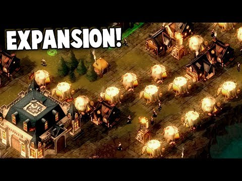 Rapid EXPANSION Vs The ZOMBIE HORDE (They Are Billions Gameplay Part 1)