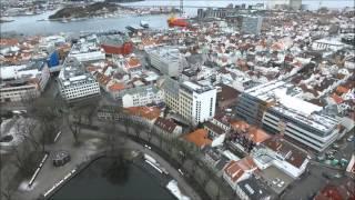 Stavanger Norway  city photos gallery : Stavanger Norway Drone flight - Drone films Norway