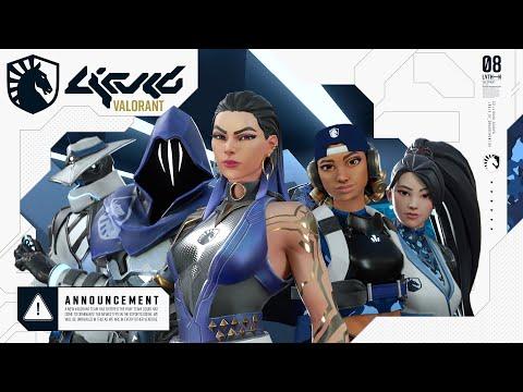 Introducing Team Liquid VALORANT - TL VALORANT Roster Update