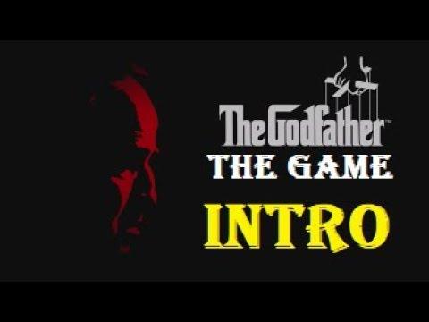 The Godfather (Video Game) Intro видео
