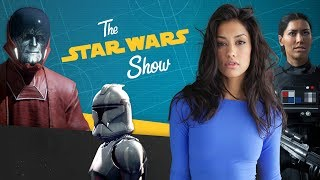 In this installment of The Star Wars Show, we talk with Star Wars Battlefront II's Janina Gavankar, visit EA Play, and more!Watch more of The Star Wars Show at https://www.youtube.com/playlist?list=PL148kCvXk8pBjG-JOhlIU6rWzLyA2O2anVisit Star Wars at http://www.starwars.comSubscribe to Star Wars on YouTube at http://www.youtube.com/starwarsLike Star Wars on Facebook at http://www.facebook.com/starwarsFollow Star Wars on Twitter at http://www.twitter.com/starwarsFollow Star Wars on Instagram at http://www.instagram.com/starwarsFollow Star Wars on Tumblr at http://starwars.tumblr.com/