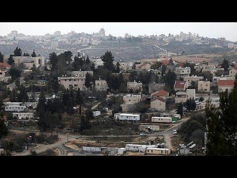 Λευκός Οίκος προς Ισραήλ: Μην ανακοινώνετε νέους εποικισμούς