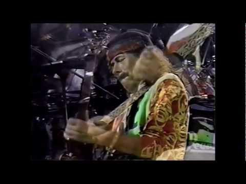 Santana – Blues Jam/Europa Live In Santiago 1992