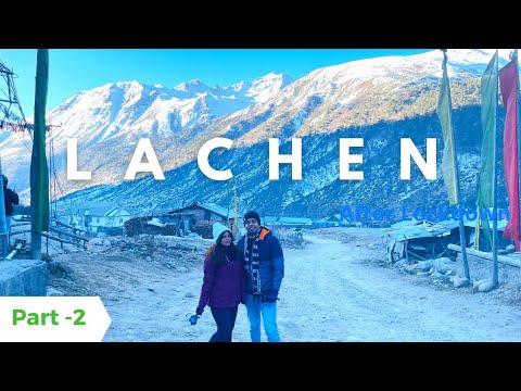 Gangtok to Lachen | Sikkim trip in December 2020 | Sikkim after lockdown