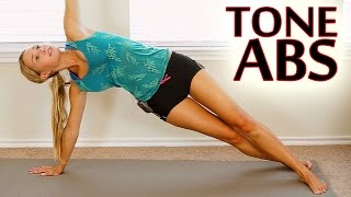 20 Minute Ab Workout For Women & Men At Home Exercises No Equipment - Donnie Fitness - YouTube