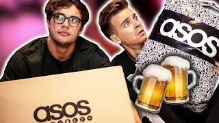 Video MYSTERY DRUNK ASOS HAUL! MP3, 3GP, MP4, WEBM, AVI, FLV Desember 2018