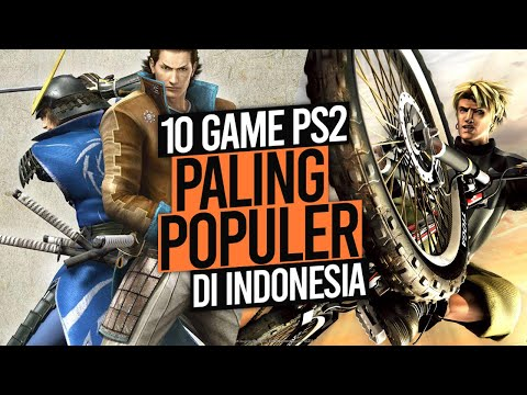 10 GAME PS2 Paling Populer di Indonesia   Edisi Spesial PS2 20th Anniversary