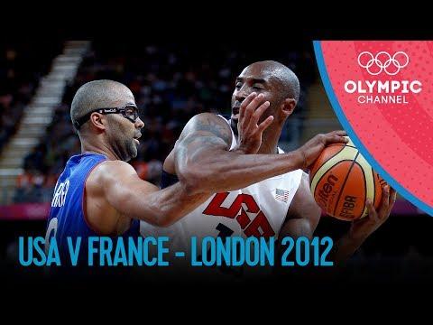 Basketball – Men –  USA-FRA – London 2012 Olympic Games