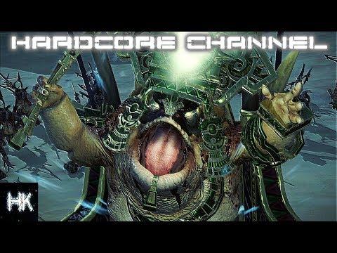 Total War Warhammer 2 - Империи Смертных прохождение Hardcore Хаос =22= Хаос в Люстрии
