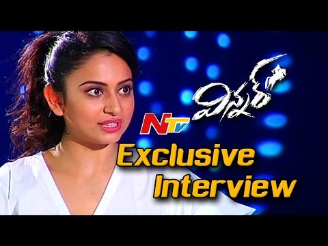 Rakul Preeth Singh Exclusive Interview | Winner Movie