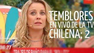 Temblores en vivo de la tv chilena [parte 2] act 2014