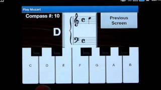 Play Mozart YouTube video