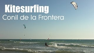 Conil De La Frontera Spain  city pictures gallery : KITESURFING Conil de la Frontera | Spain (HD)