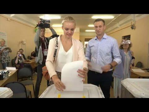 Εκλογές στη Ρωσία: Βέβαιη νίκη Πούτιν αλλά πιθανώς με απώλειες…