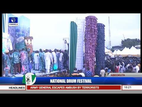 Ogun Hosts National Drum Festival Pt 13
