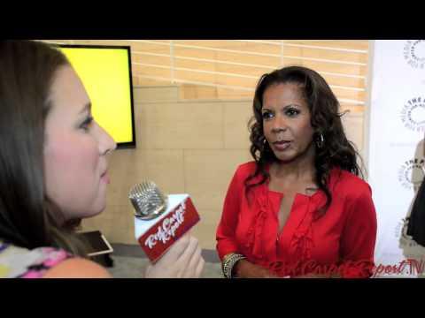 Penny Johnson Jerald at ABC's Castle Season Six Screening and Panel #PaleyLiveLA @btwprod