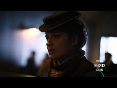 The Knick Season 2: About the Knick (Cinemax)