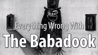 Nonton Everything Wrong With The Babadook In 10 Minutes Or Less Film Subtitle Indonesia Streaming Movie Download