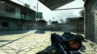 Call of Duty 4: Modern Warfare videosu