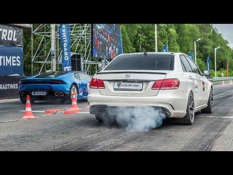 DT_LIVE. Тест 1200 л.с. Mercedes E63 AMG (видео)