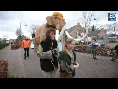 Optocht in Nederwetten